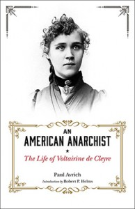 An American Anarchist cover