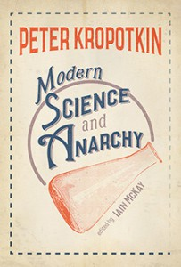 Modern Science and Anarchy cover